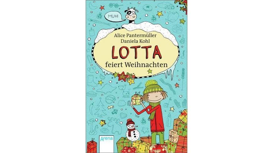 Pantermüller, A: Lotta feiert Weihnachten