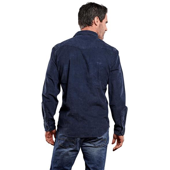 Cord-Hemd
