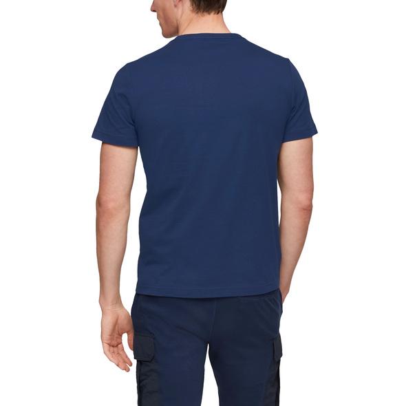 Jerseyshirt mit Fotoprint - Baumwollshirt