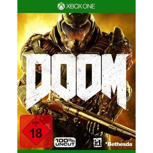 Bethesda Doom (100% UNCUT) Day-One-Edition