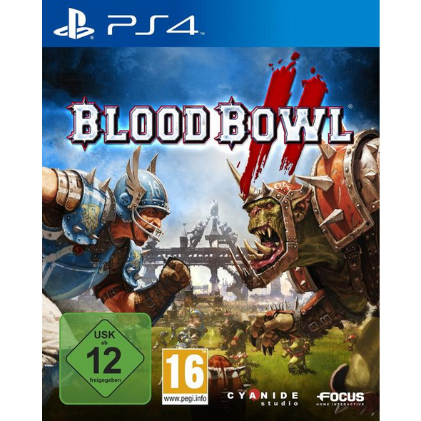 Focus Home Interactive Blood Bowl 2
