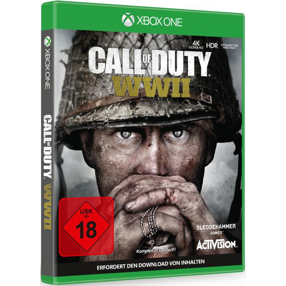 Activision Call of Duty: WWII