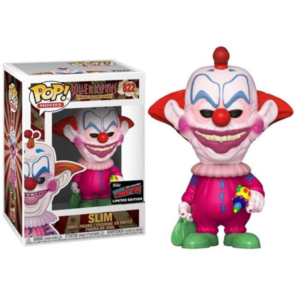 Killer Klowns from Outer Space - POP!-Vinyl Figur Slim