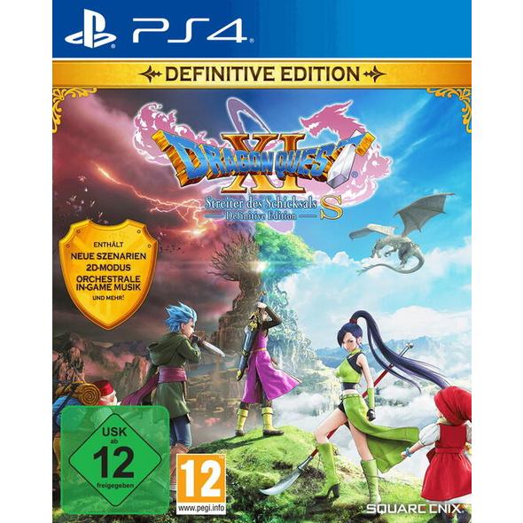Dragon Quest XI: Streiter des Schicksals - Definitive Edition