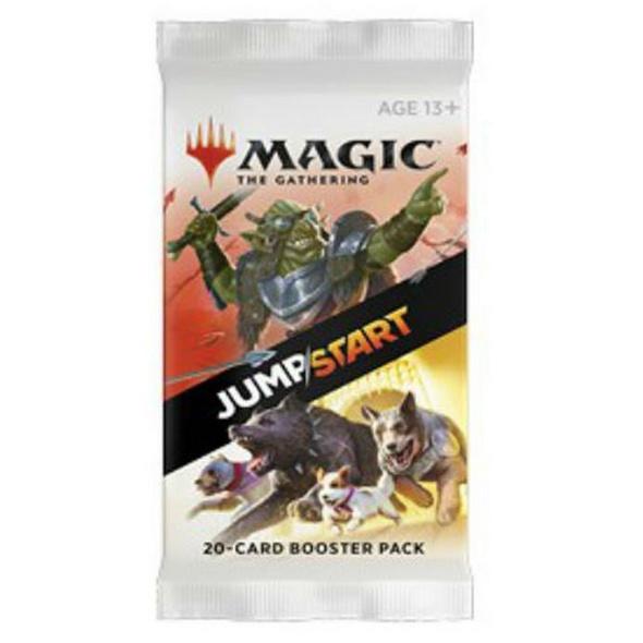Magic the Gathering: Jumpstart Booster (Eng)