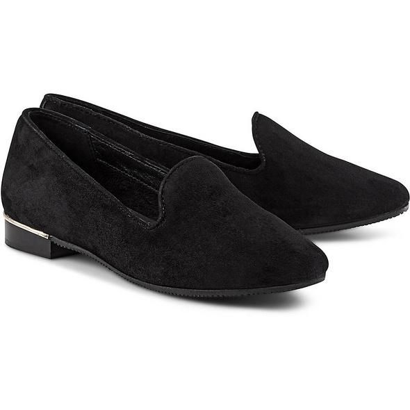 Velours-Loafer
