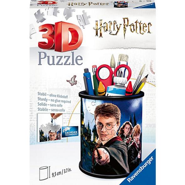 3D-Puzzle Utensilo, Ø8 x 9,5 cm, 54 Teile, Harry Potter