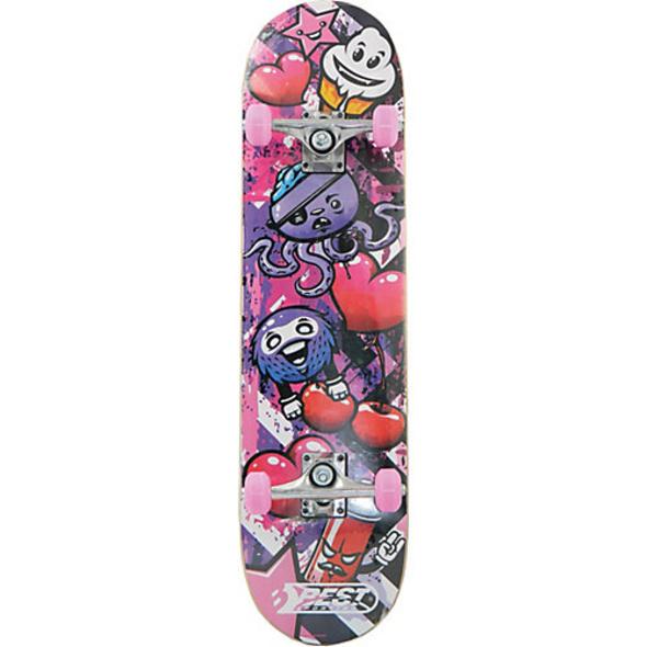 "Skateboard A3 ""Kid"" Ocotopus"