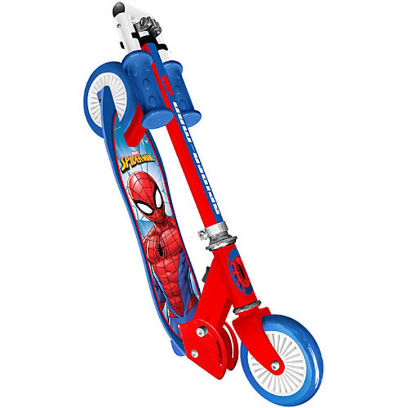 Spider-Man Roller mit Bremse, klappbar