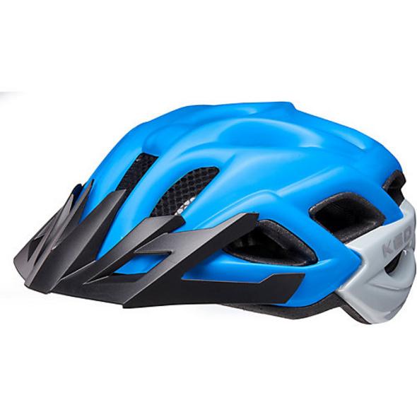 Fahrradhelm Status Jr. blue black matt