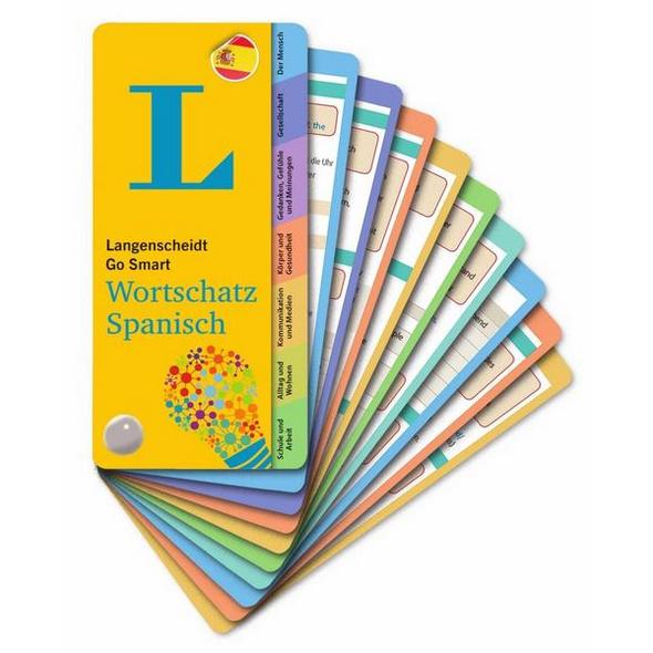 Go Smart Wortschatz Spanisch - Fächer
