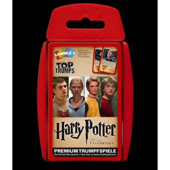 Top Trumps, Harry Potter und der Feuerkelch (Kinderspiel)