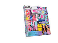 Make-Up-Set Neon/Glitter - TRENDY COLLECTION