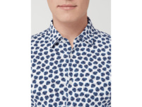 Slim Fit Freizeithemd aus Jersey Modell 'Ronni'