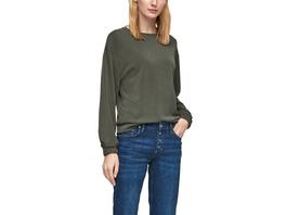 Pullover mit Rundhalsausschnitt - Sweatshirt