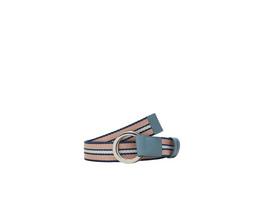 Stoffgürtel mit Ringschließe - Taillengürtel