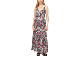 Maxikleid mit Allover-Print - Maxikleid