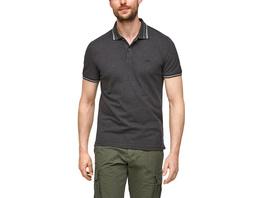 Poloshirt aus Baumwoll-Piqué - Poloshirt