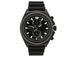 Herren Uhr - Black Style