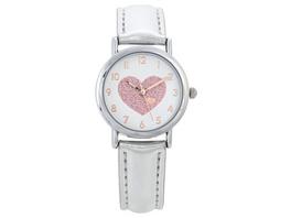 Uhr - Glitter Heart