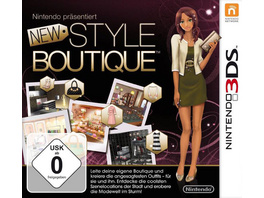 Nintendo New Style Boutique