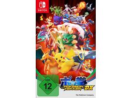 Nintendo Pokémon Tekken DX