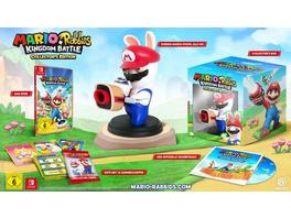 Nintendo Mario & Rabbids Kingdom Battle Collectors Edition