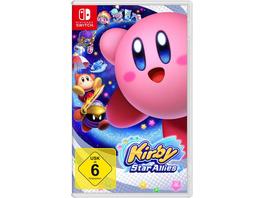 Nintendo Kirby Star Allies