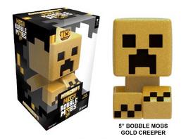 Minecraft - Plüschfigur Creeper (10tes Jubiläum limited Edition)
