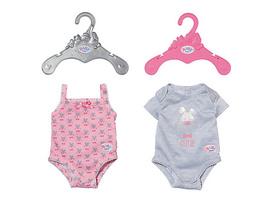 BABY born® Puppenbody 2fach sortiert 43cm, Puppenkleidung