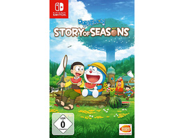 Nintendo Switch Doraemon Story of Seasons