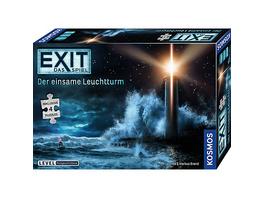 EXIT Das Spiel + Puzzle - Der einsame Leuchtturm