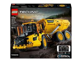 LEGO® Technic 42114 Knickgelenkter Volvo-Dumper (6x6))