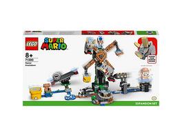 LEGO Super Mario 71390 Reznors Absturz – Erweiterungsset