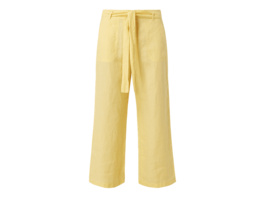 Relaxed Fit Culotte aus Leinen Modell 'Maine'