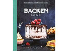 Backen - Das Buch