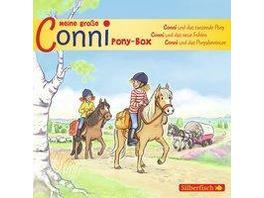 Meine große Conni-Ponybox (Meine Freundin Conni - ab 6)