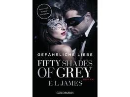 Gefährliche Liebe / Fifty Shades of Grey Bd.2